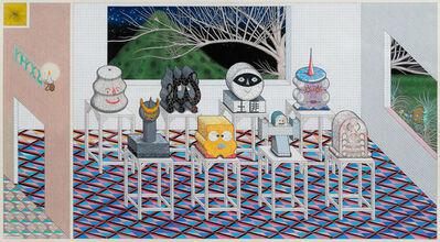 David Jien, '14102 Sammy Spots', 2020