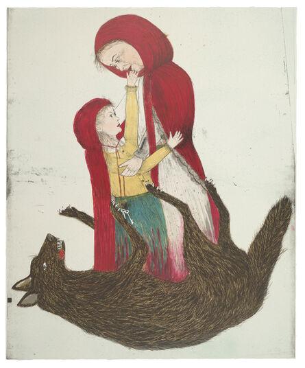 Kiki Smith, 'Born', 2002