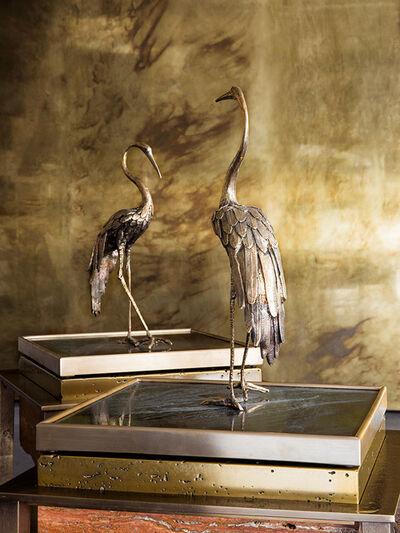 Gianluca Pacchioni, 'Heron I & II', 2017