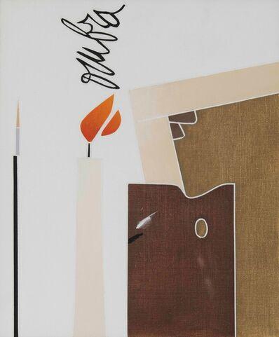 Emilio Tadini, 'Luce', 1977