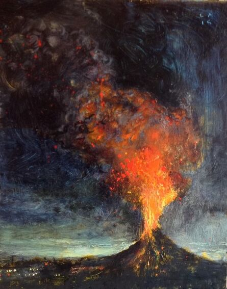 Chester Arnold, 'Eruption #1', 2015