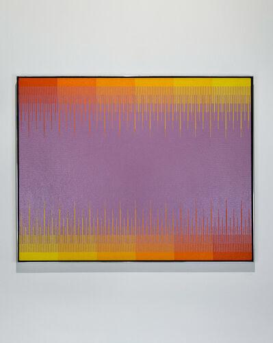 Richard Anuszkiewicz, 'Spectrum', 1985