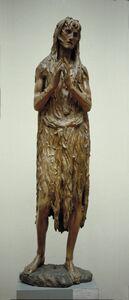 Donatello, 'Mary Magdalene', 1454-1455