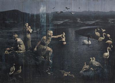 Nicola Costantino, 'Tetis y Aquiles', 2016