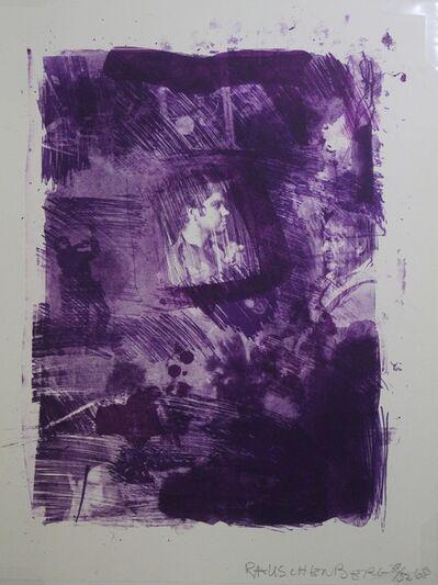 Robert Rauschenberg, 'Flower ReRun (reels B+C)', 1968