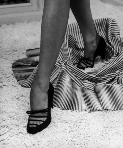 Nina Leen, 'New Shoes', 1948