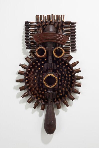 Gonçalo Mabunda, 'Untitled mask', 2019