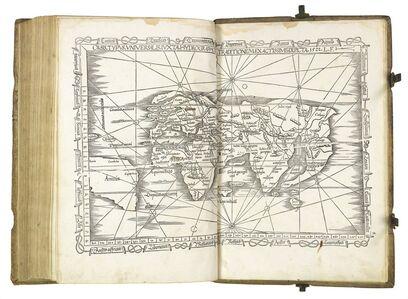 Ptolemaeus Claudius, 'Geographicae enarrationis libri octo ', 1525