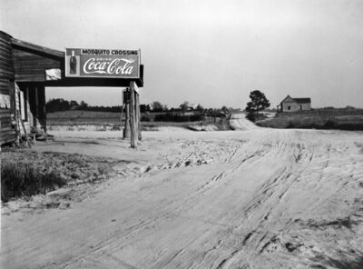 Marion Post Wolcott, 'Mosquito Crossing, GA', 1939