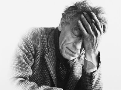Herbert Matter, 'Alberto Giacometti portfolio'