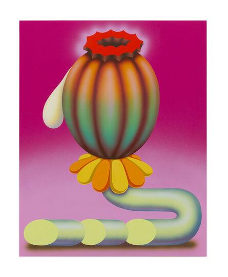 Ben Sanders, 'Opium Poppy with Fresh Milk', 2020