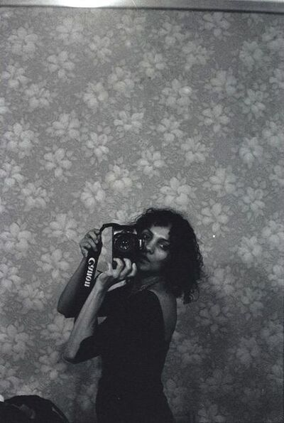 Ming Smith, 'Untitled (Self-Portrait with Camera), New York, NY', 1989