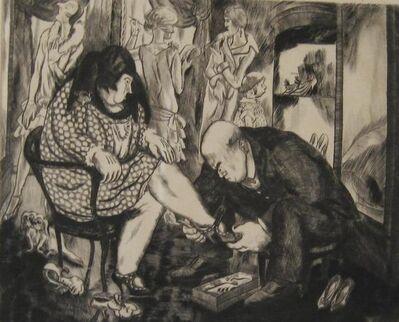 Peggy Bacon, 'Vanity', 1929