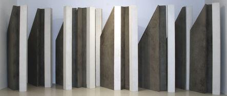 Giuseppe Uncini, 'Grande parete Studio Marconi MT. 6', 1976
