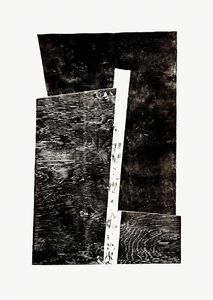 Claudia Busching, 'Abstract, Geometric Composition', 1990