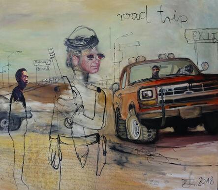 Juliane Hundertmark, 'Road Trip', 2018