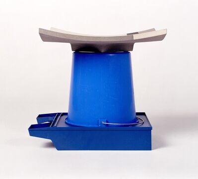 Florian Slotawa, 'Keramik-Ausgleich (Kyra Spieker, Quadratische Schale, 1998)', 2002