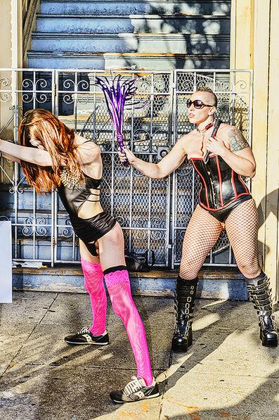 Mitchell Funk, 'Folsom Street Fair, BDSM Leather Event #39', 2015