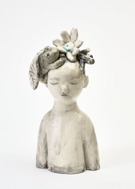 Clémentine de Chabaneix, 'The poet', 2020