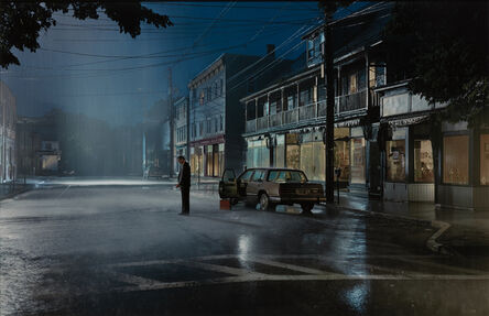 Gregory Crewdson, 'Untitled, Summer (Summer Rain) from the series Beneath the Roses', 2004