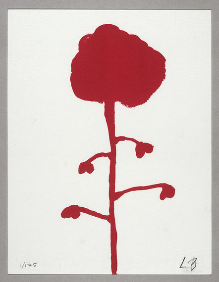 Louise Bourgeois, 'Les Fleurs', 2009