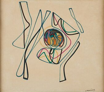 Victor Magariños, 'Untitled'
