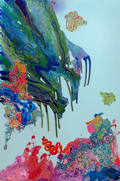 Kimber Berry, 'Liquid Landscape #628-091610', 2010