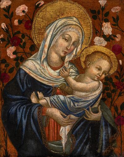 Pseudo-Pier Francesco Fiorentino, 'Virgin and Child', 1470-1500