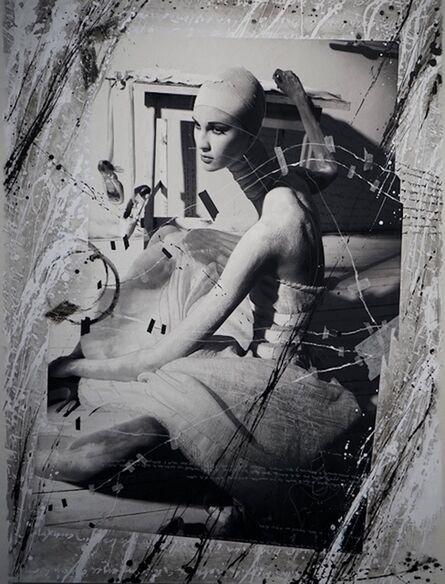 Efren Isaza, 'Seated Ballet', 2010