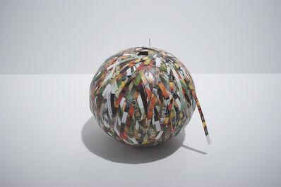 Stefana McClure, 'Cézanne's Apples', 2009
