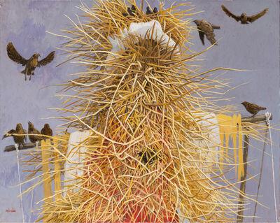 Anne Lyman Powers, 'Nesting Sight'