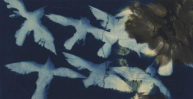 Zhang Dali, 'Deep Blue Sky No.1', 2013