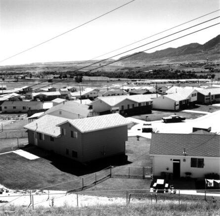 Robert Adams (b.1937), 'Colorado Springs, Colorado', 1968-1971