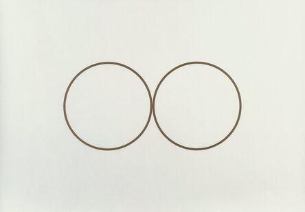 Felix Gonzalez-Torres, 'Untitled (Double Portrait)', 1991