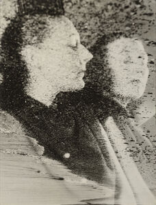 Raoul Hausmann, 'Superposition', 1957