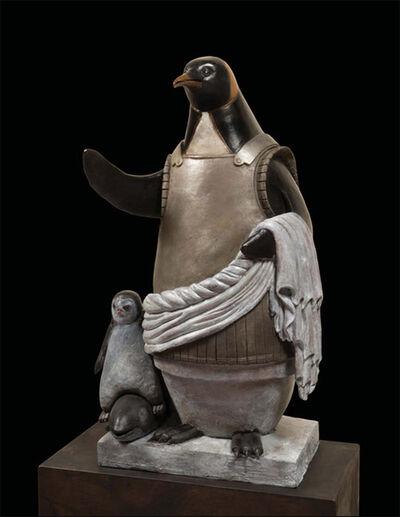 Bjorn Skaarup, 'Emperor Penguin', 2013
