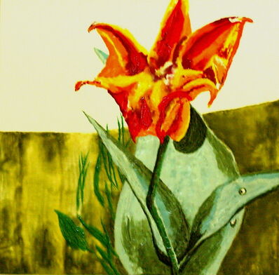 Ulrike Stadler, 'Tulips Dying and Crying I', 2008