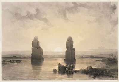 David Roberts, 'Five Views of Egypt'