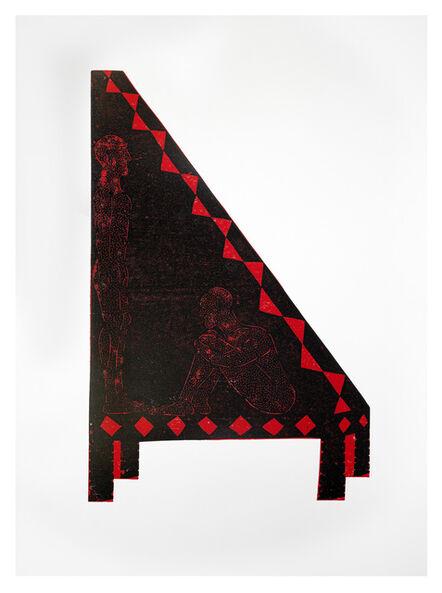 Declan Jenkins, 'Discomfort Cabinet I ', 2017