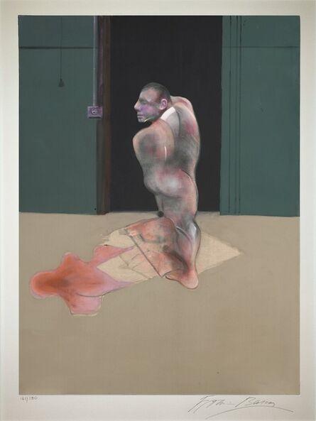 Francis Bacon, 'Study for Portrait of John Edwards', 1987
