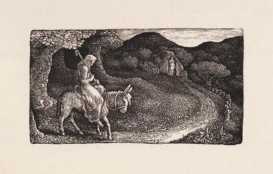 Edward Calvert, 'The Return Home', 1830 (published 1893)