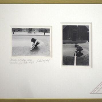 Lotty Rosenfeld, 'Museo de Bellas Artes', 1985