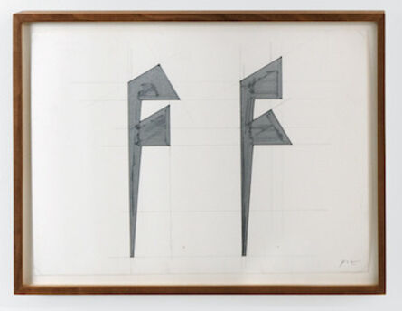 Vaclav Pozarek, 'Untitled (figures with pipes)', 1995 -2008