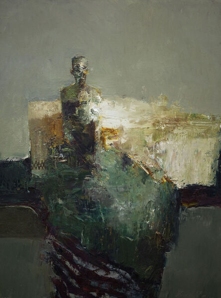 Danny McCaw, 'Elusive Acquaintance', 2015