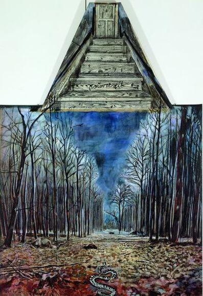 Anselm Kiefer, 'Resurrexit', 1973