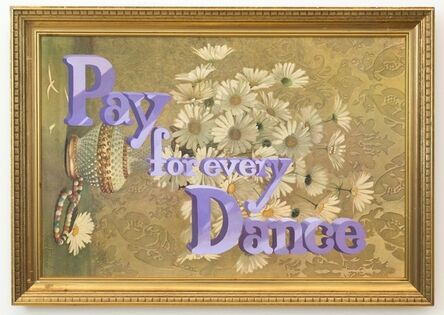 Wayne White, 'Pay for Every Dance', 2014
