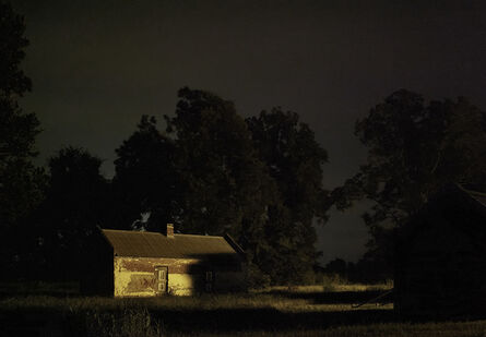 Jeanine Michna-Bales, 'Decision to Leave, Magnolia Plantation on the Cane River, Louisiana', 2013