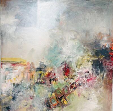Jennifer Jean Okumura, 'Throw beyond boundaries', 2021