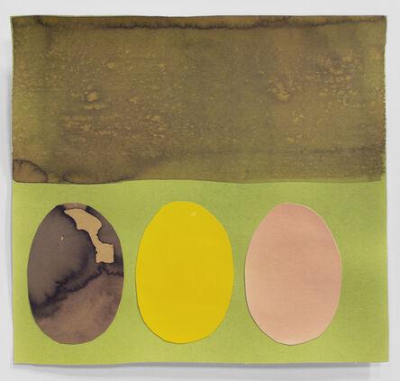 Hannah Toticki, 'Three Eggs', 2020