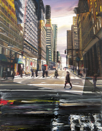 Jacob Brostrup, 'City Rhymes Ill', 2013